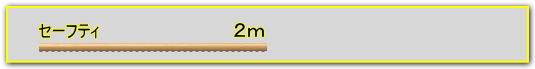セーフティタイプ2m