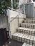 屋外階段手摺り取付工事