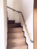 杉並区の階段手すり工事事例083